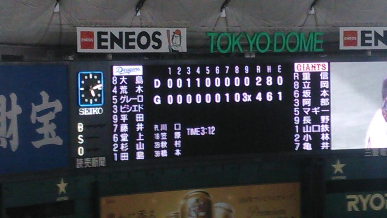 田島2年越し東ド3試合連続サヨナラ負け